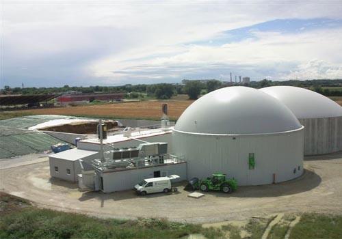 биогазовая установка для фермы
