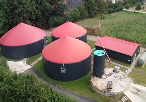 биогазовая установка для фермерского хозяйства