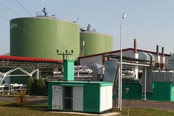 биогазовая установка полный комплекс оборудования