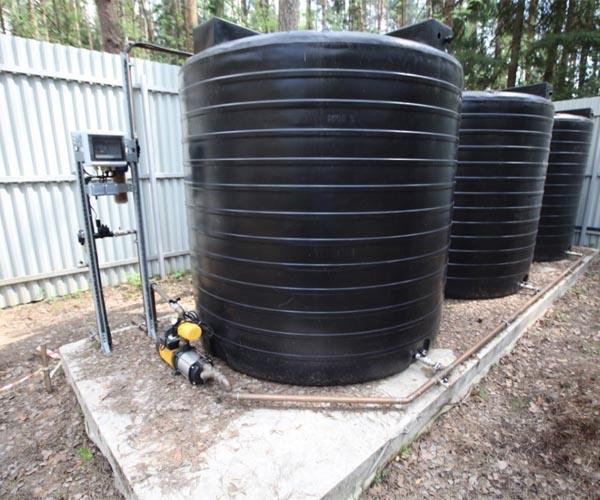 домашняя установка биогаза