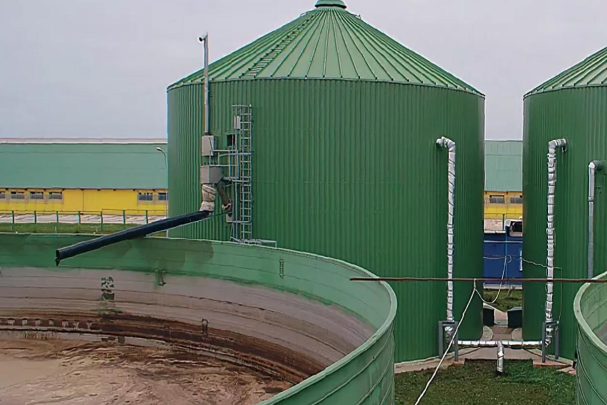 подготовка субстрата для получения биогаза