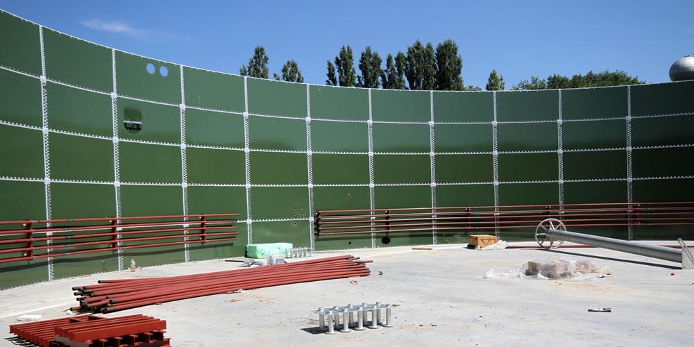 Стандартный биореактор биогаза