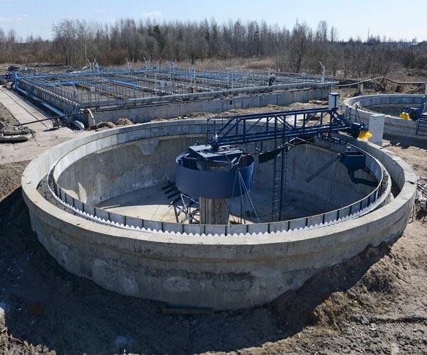 строительство биореактора