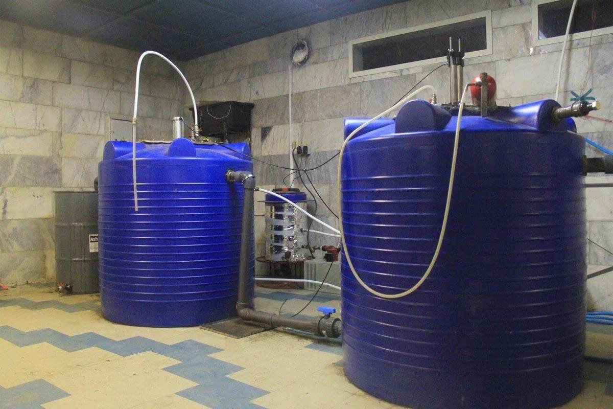 биогазовая установка для дома