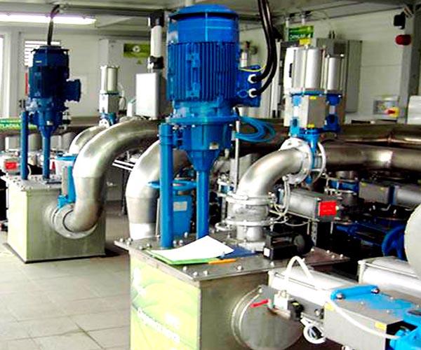 погружной насос для биогазовой установки