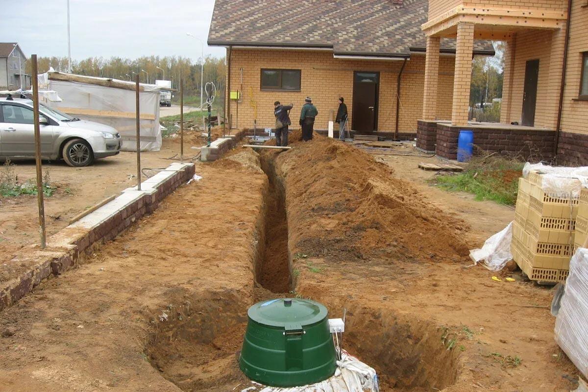 установка биогазовой установки