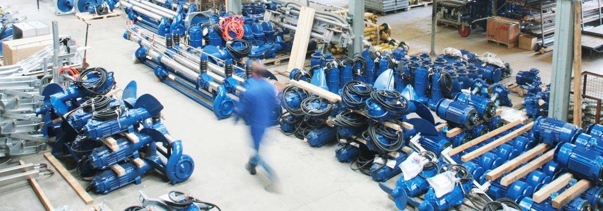 Оборудование биогазовой установки