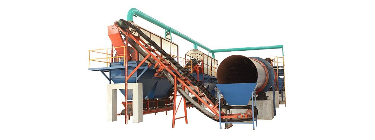 Оборудование для переработки навоза