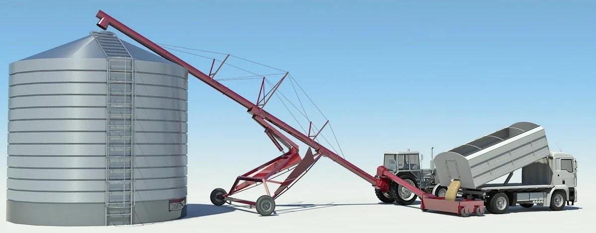 Загрузчик для биогазовой установки